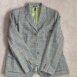 LANDS' END outlet tailored blazer Size 12